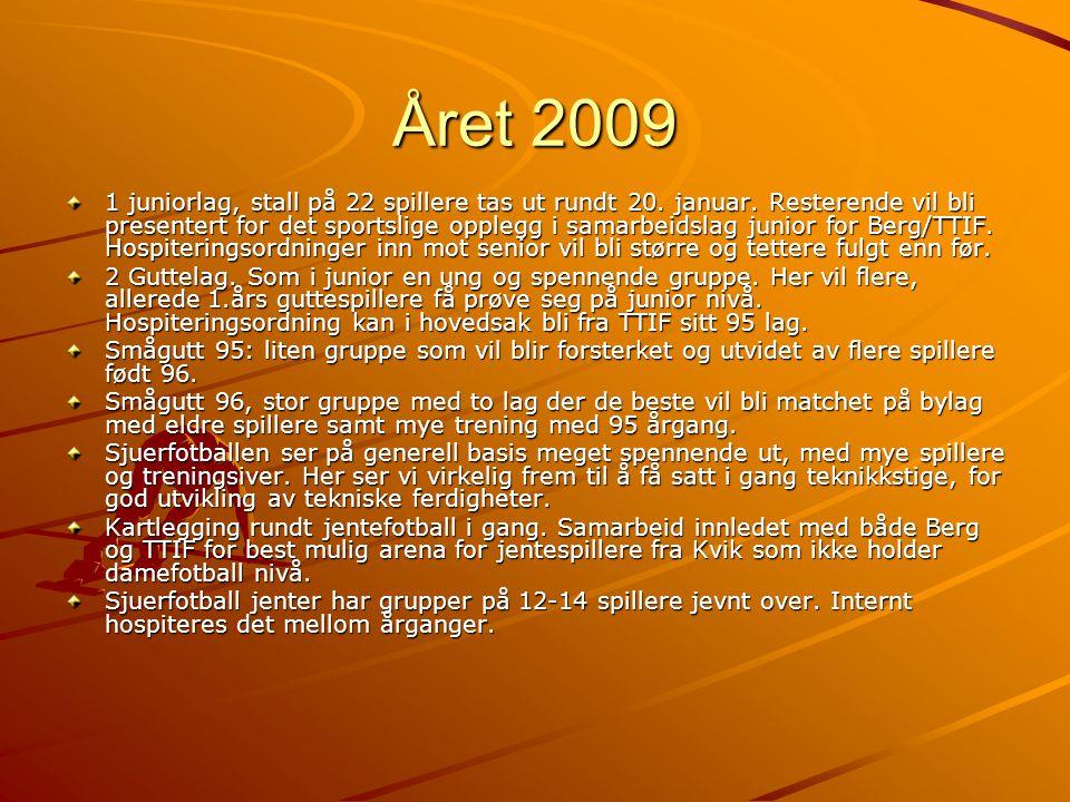 Året 2009