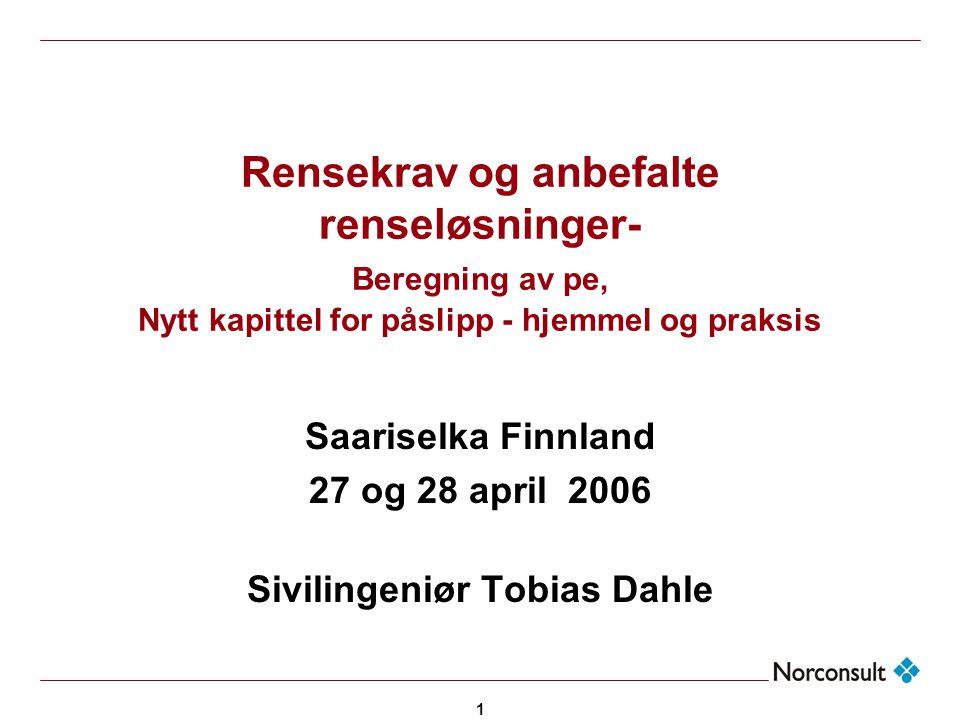 Sivilingeniør Tobias Dahle