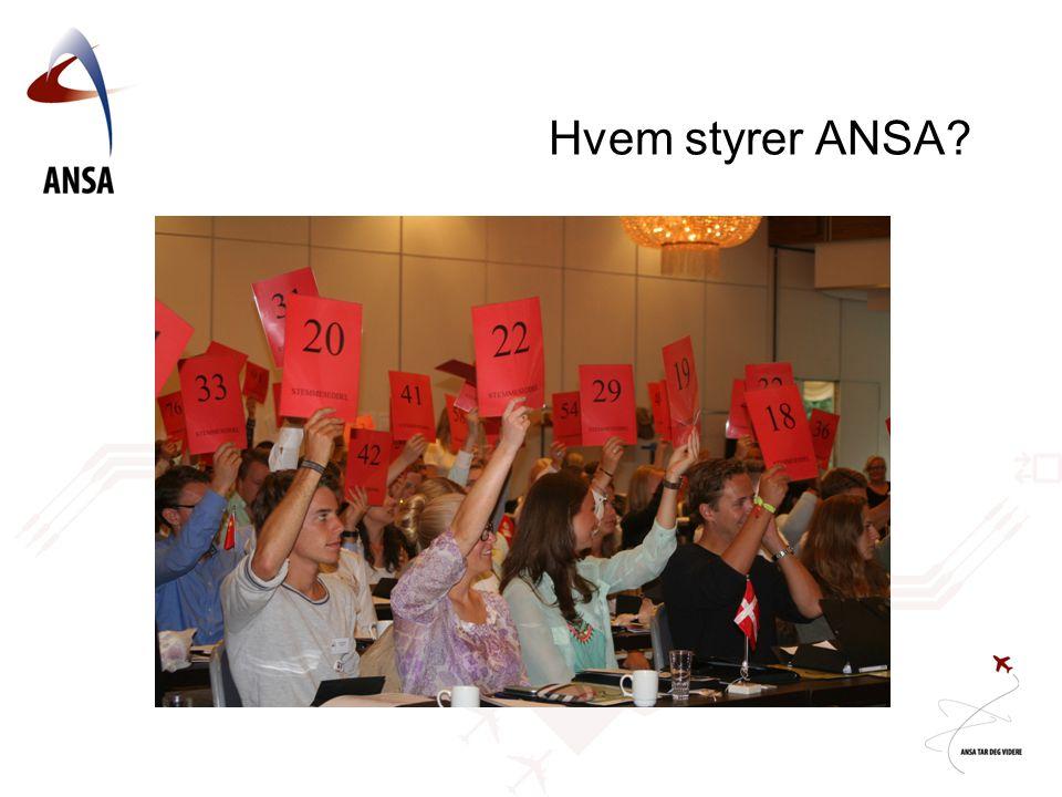 Hvem styrer ANSA