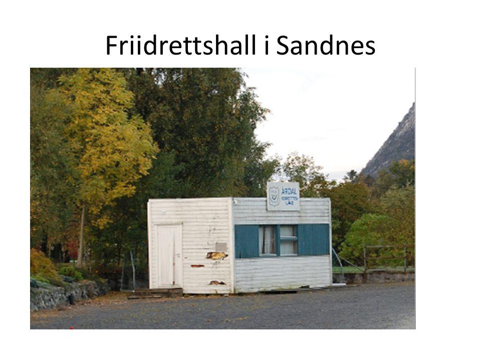 Friidrettshall i Sandnes