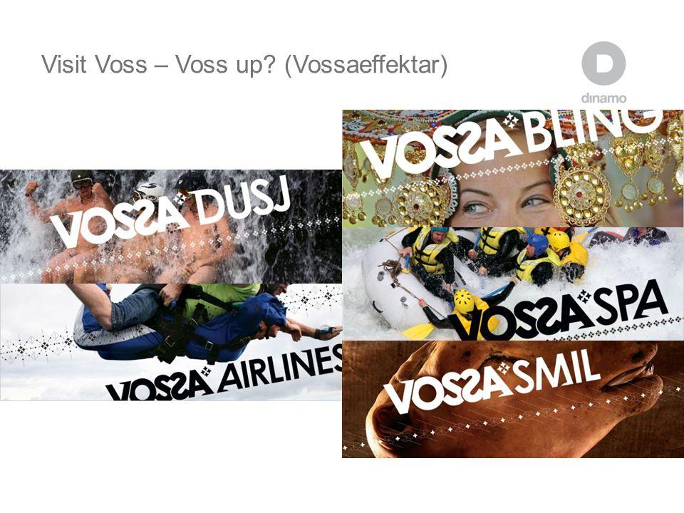Visit Voss – Voss up (Vossaeffektar)