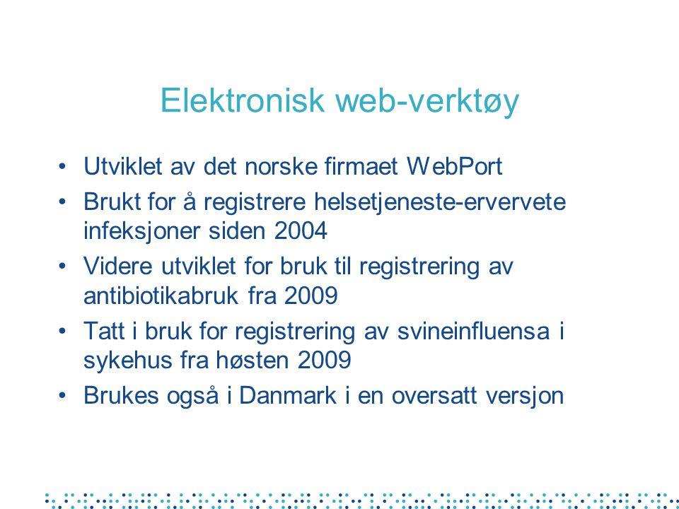 Elektronisk web-verktøy