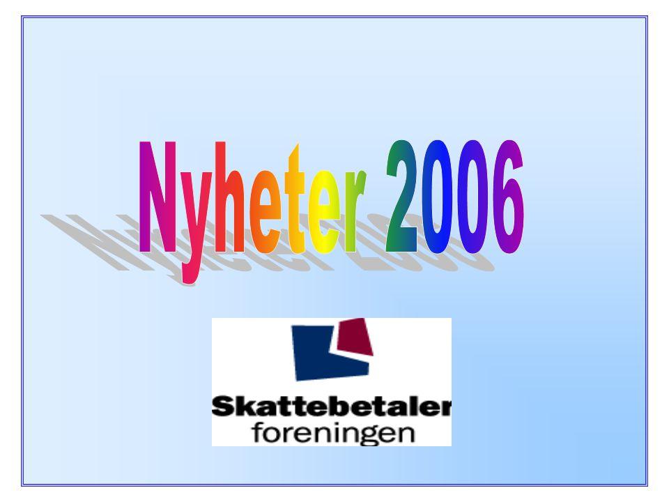 Nyheter 2006