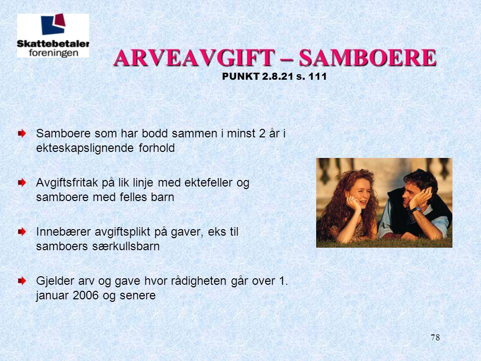ARVEAVGIFT – SAMBOERE PUNKT 2.8.21 s. 111