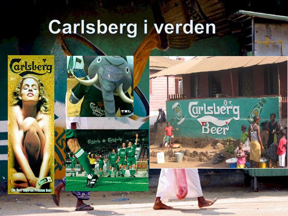 Carlsberg i verden
