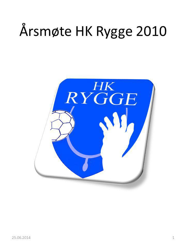 Årsmøte HK Rygge 2010 03.04.2017