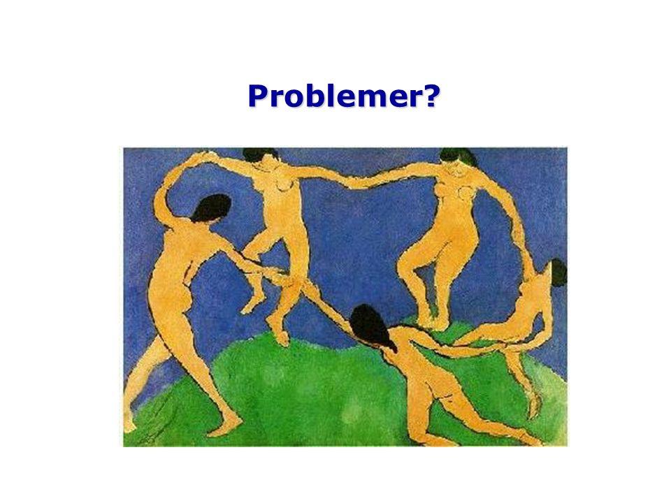 Problemer