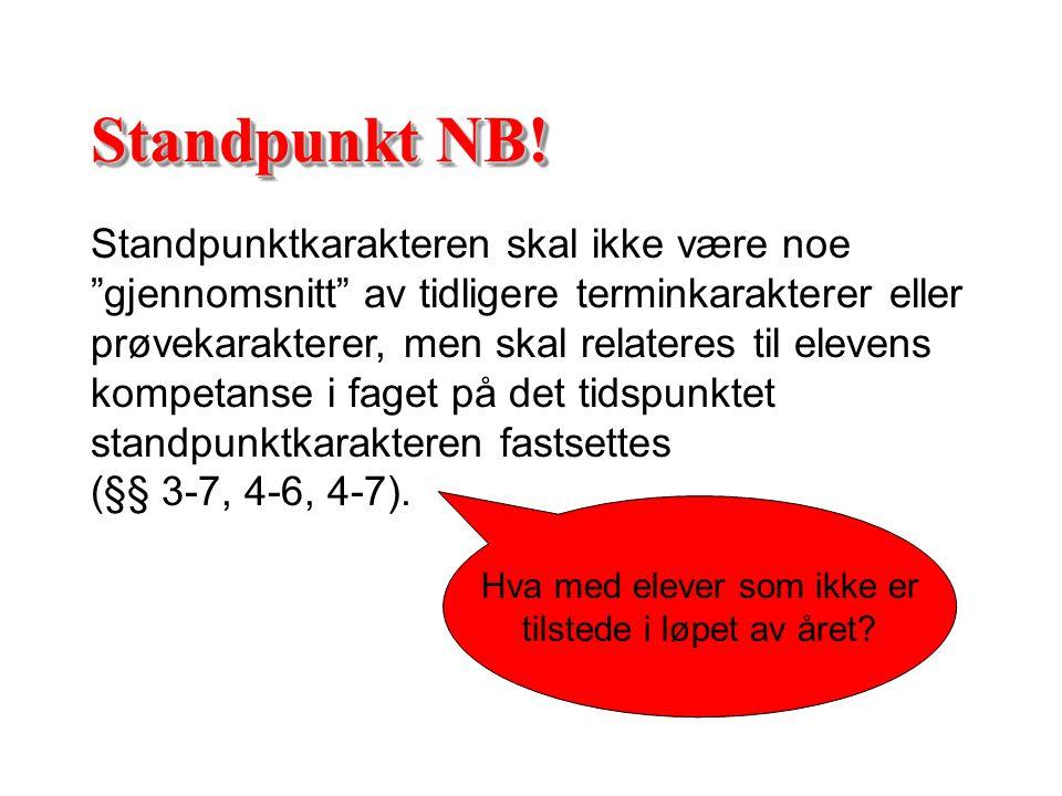 Standpunkt NB!