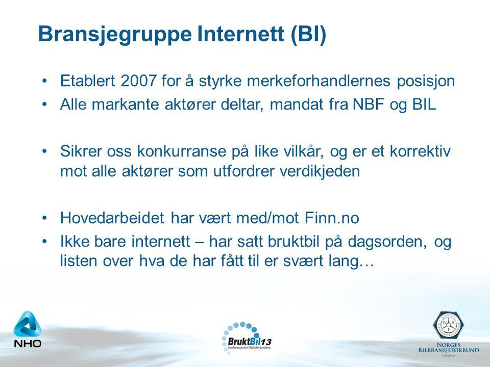Bransjegruppe Internett (BI)