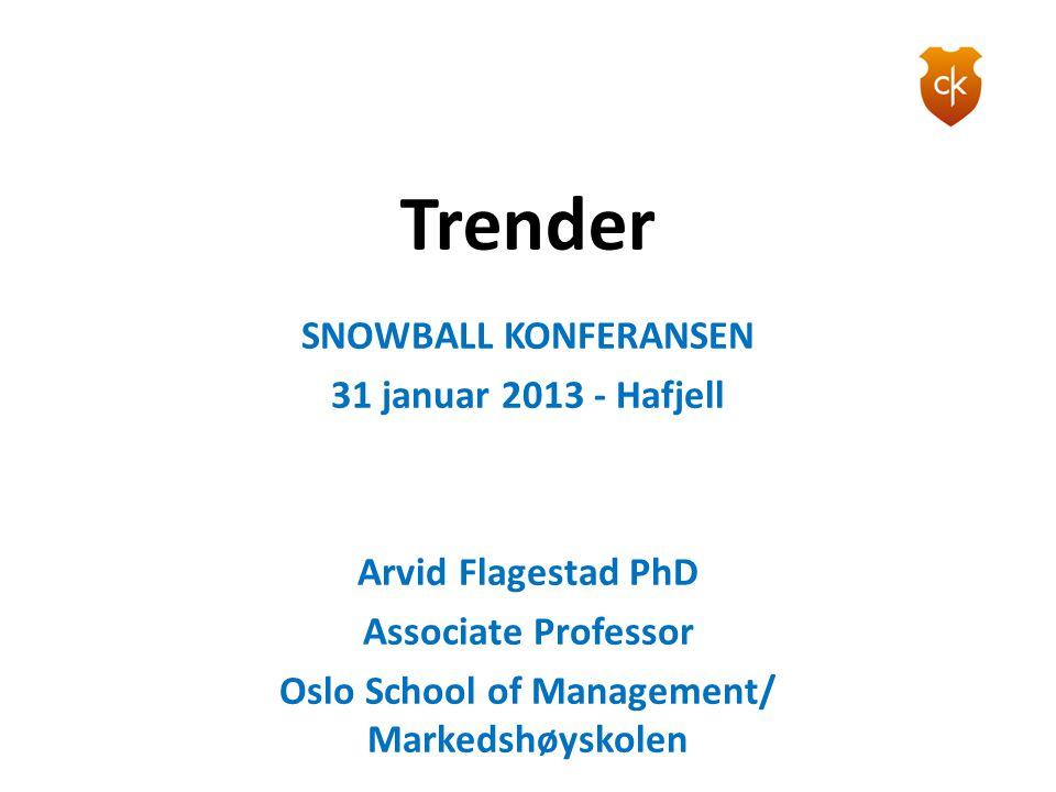 Oslo School of Management/ Markedshøyskolen