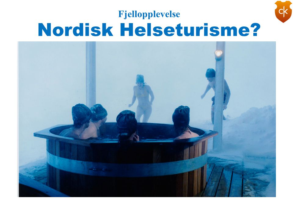 Fjellopplevelse Nordisk Helseturisme