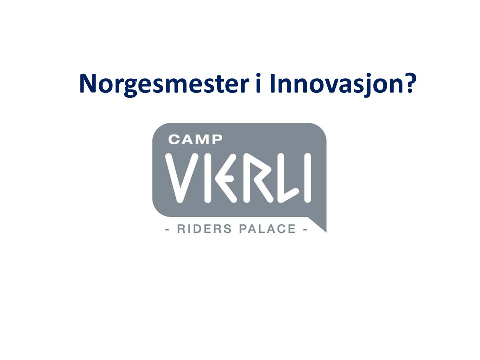 Norgesmester i Innovasjon
