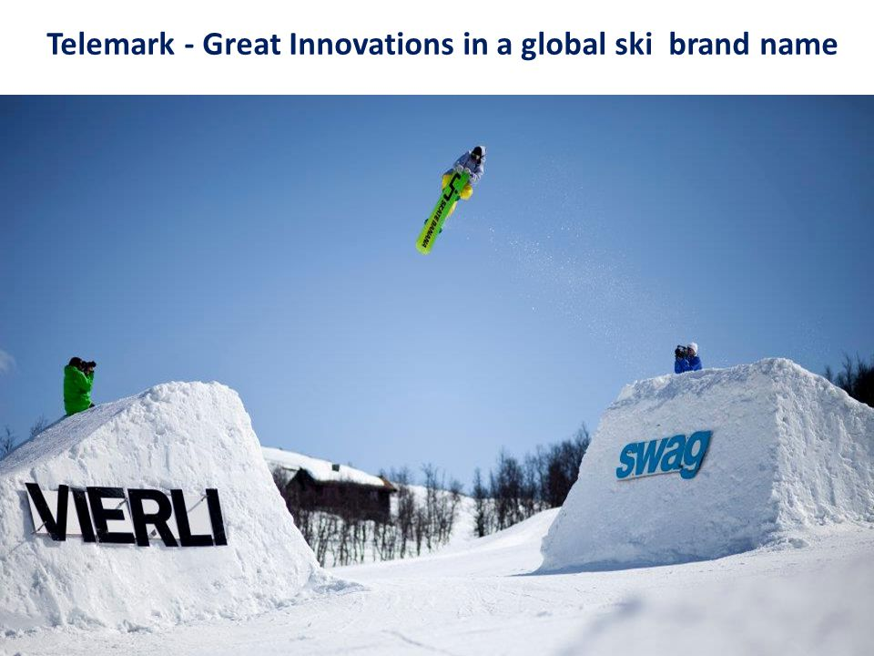 Telemark - Great Innovations in a global ski brand name