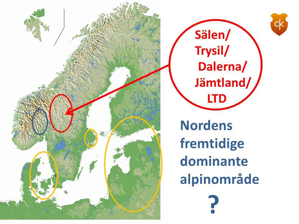 Nordens fremtidige dominante alpinområde