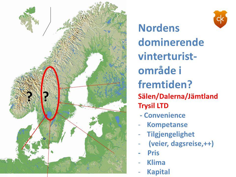 Nordens dominerende vinterturist-område i fremtiden