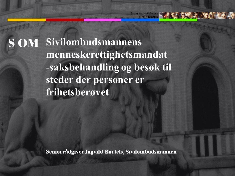 Sivilombudsmannens menneskerettighetsmandat