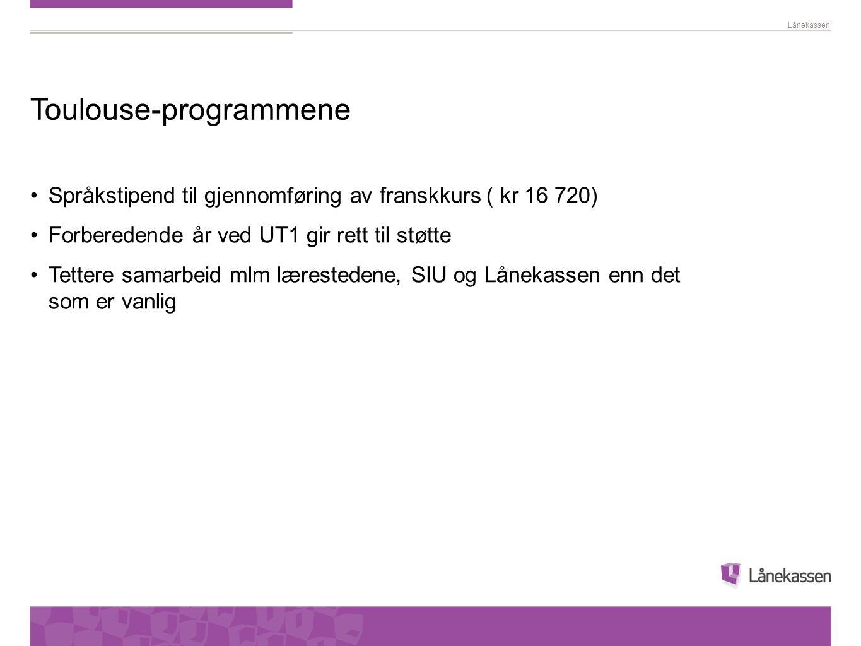 Toulouse-programmene