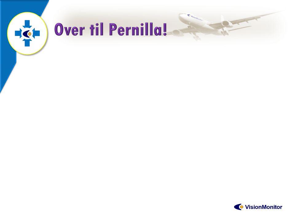 Over til Pernilla!