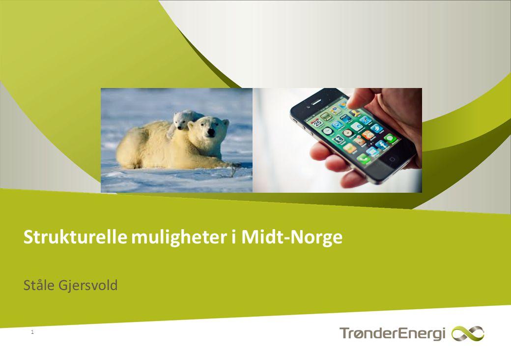 Strukturelle muligheter i Midt-Norge