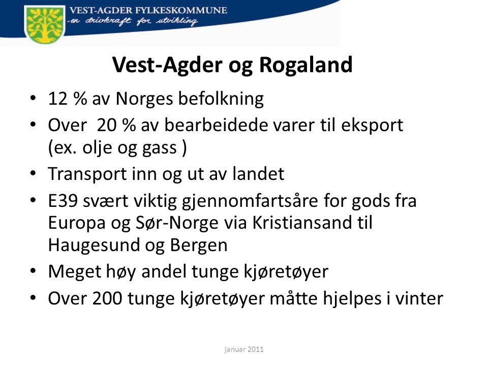 Vest-Agder og Rogaland