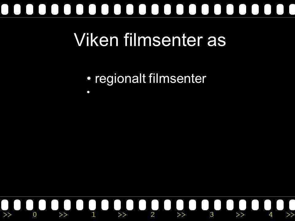 Viken filmsenter as regionalt filmsenter