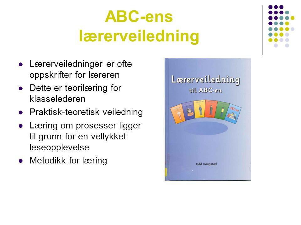 ABC-ens lærerveiledning