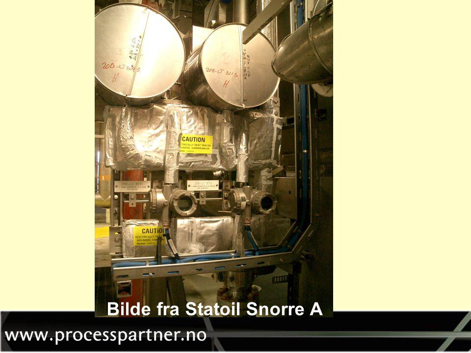 Bilde fra Statoil Snorre A