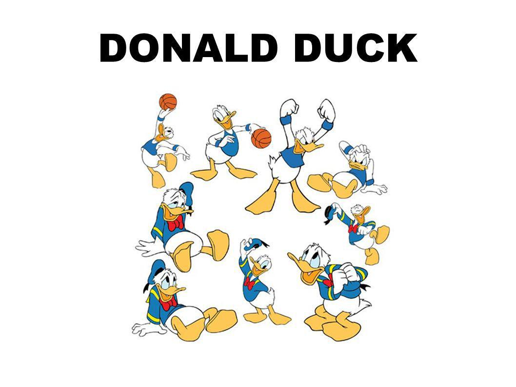 DONALD DUCK 1 1 1