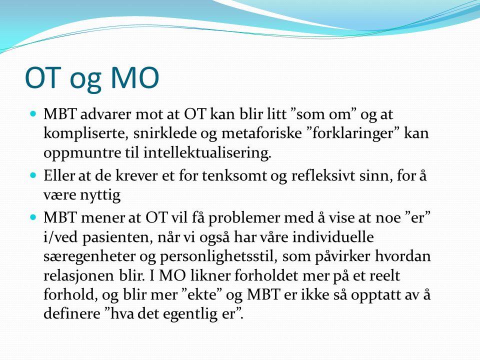 OT og MO