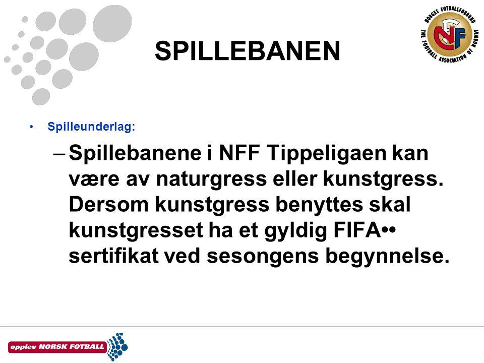 SPILLEBANEN Spilleunderlag: