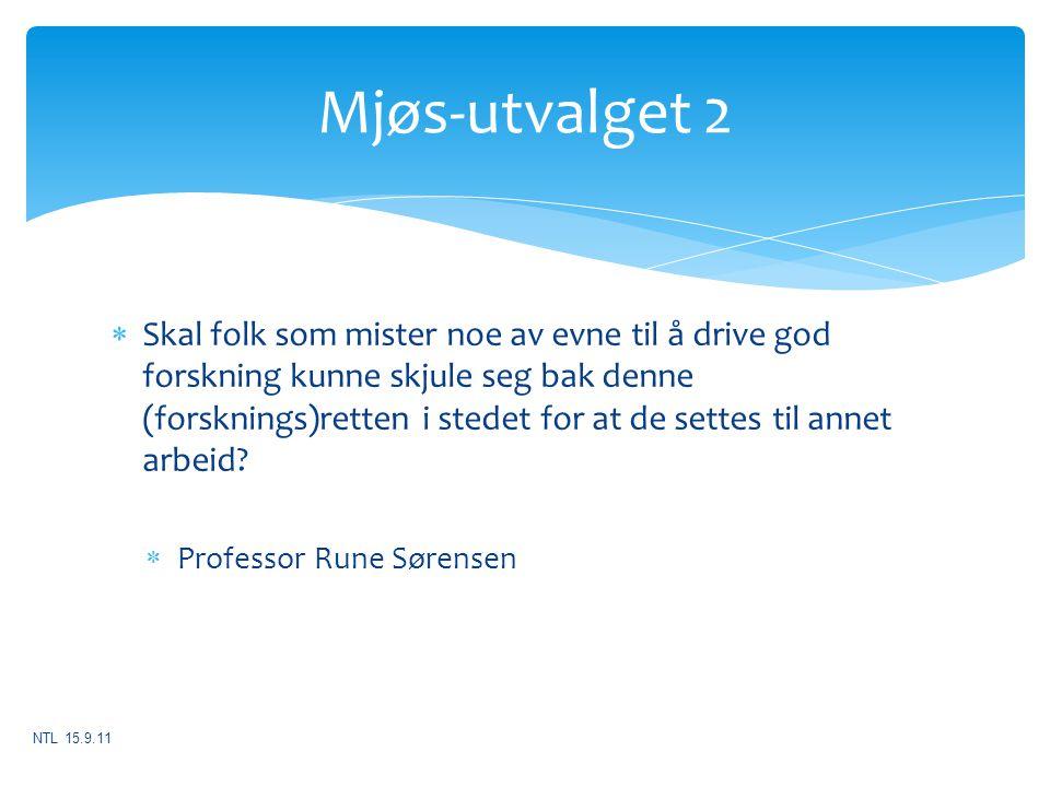 Mjøs-utvalget 2