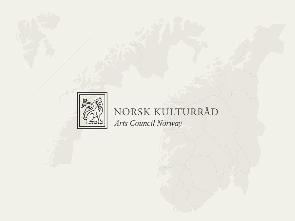 Norsk kulturråd opprettet i 1965 og har som formål å stimulere skapende åndsliv i litteratur og kunst, verne vår norske kulturarv og virke for at flest mulig skal få del i kulturgodene,