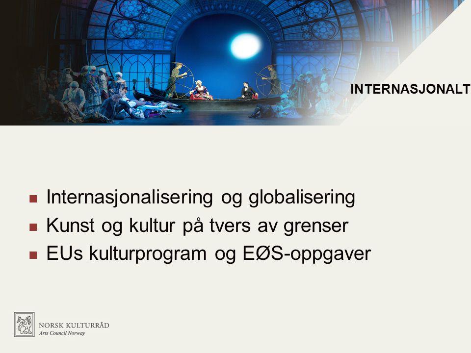 Internasjonale utfordringer