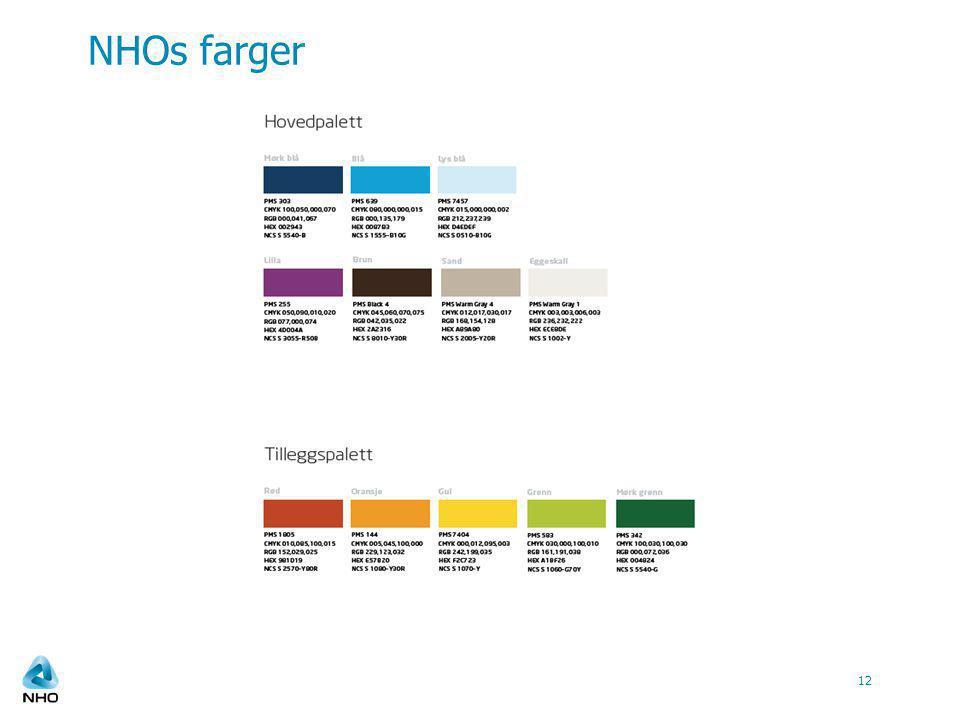 NHOs farger 12