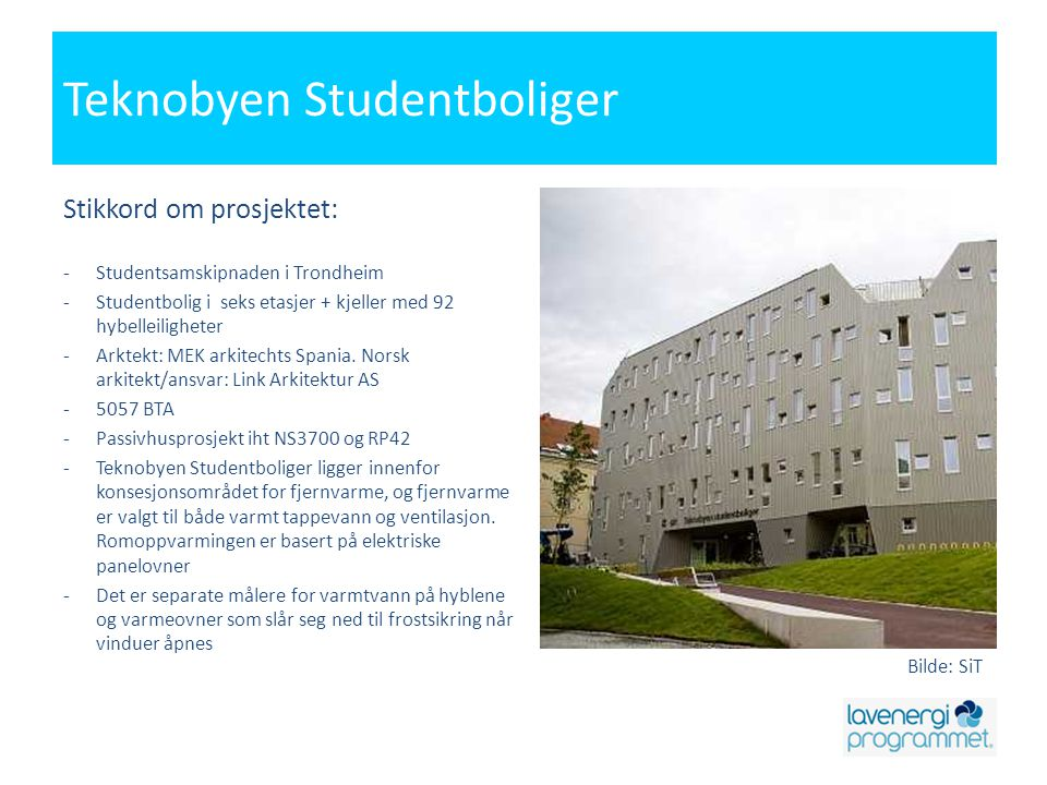 Teknobyen Studentboliger