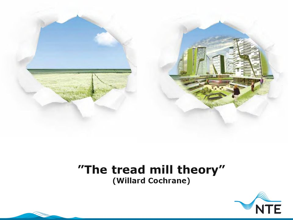 The tread mill theory