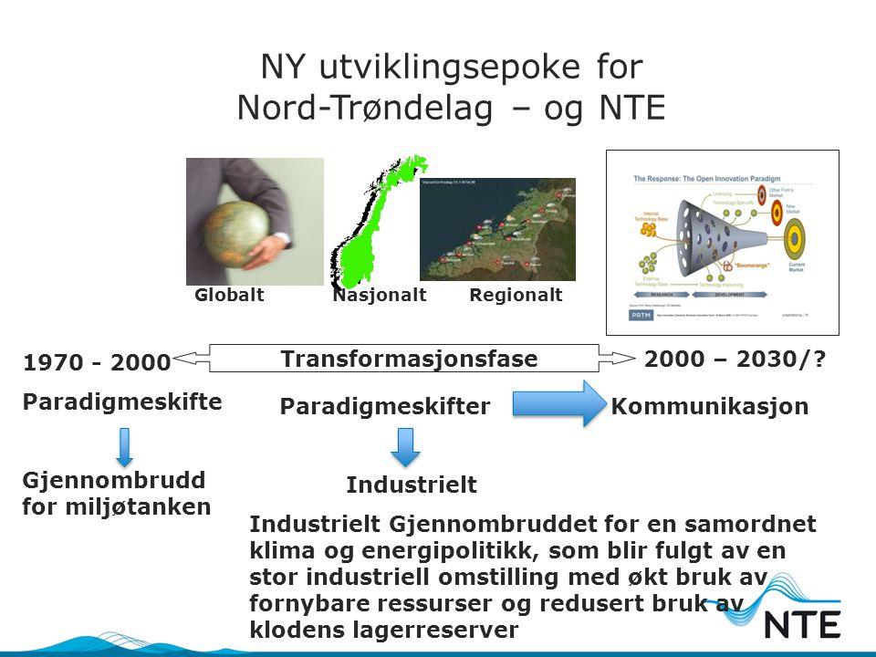 NY utviklingsepoke for Nord-Trøndelag – og NTE