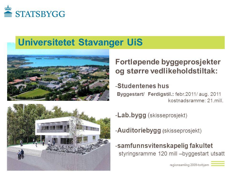 Universitetet Stavanger UiS