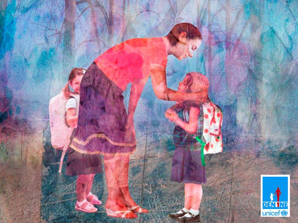 Det viktigste er å huske at alle, både barn og voksne, trenger å bli sett, hørt og verdsatt. Når vi vet det, er det utrolig mye vi kan gjøre for de barna vi møter.