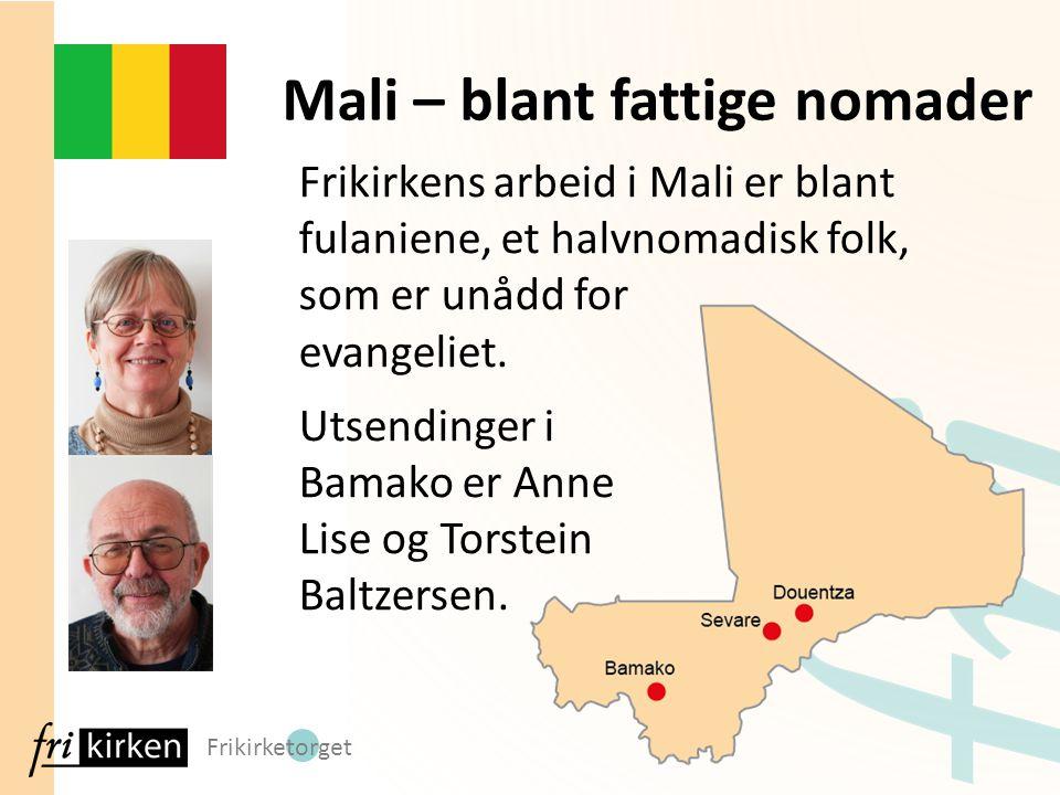 Mali – blant fattige nomader