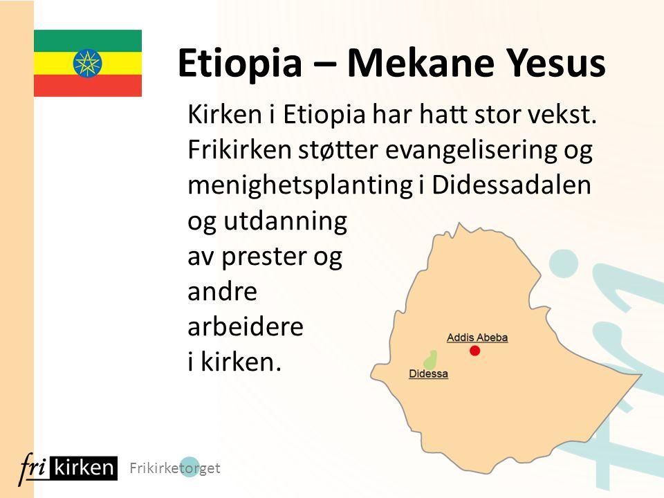 Etiopia – Mekane Yesus