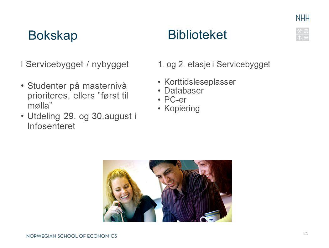 Bokskap Biblioteket I Servicebygget / nybygget