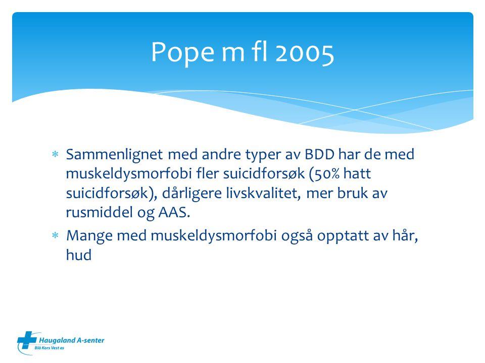 Pope m fl 2005