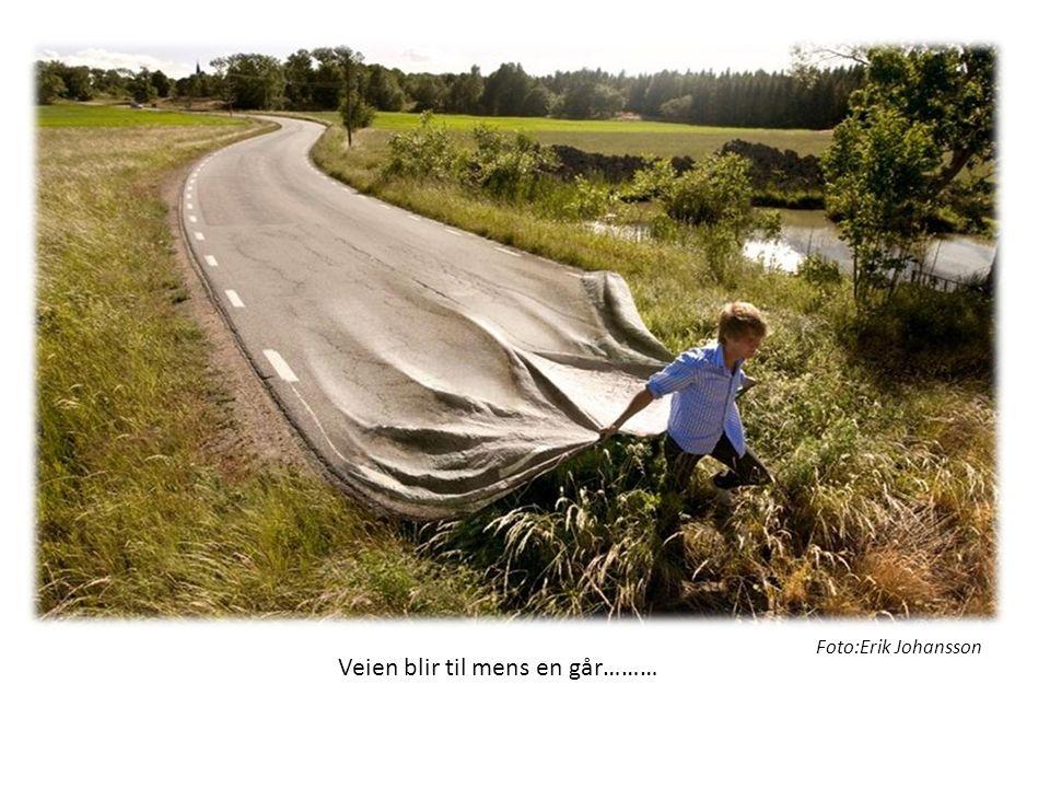 Veien blir til mens en går………