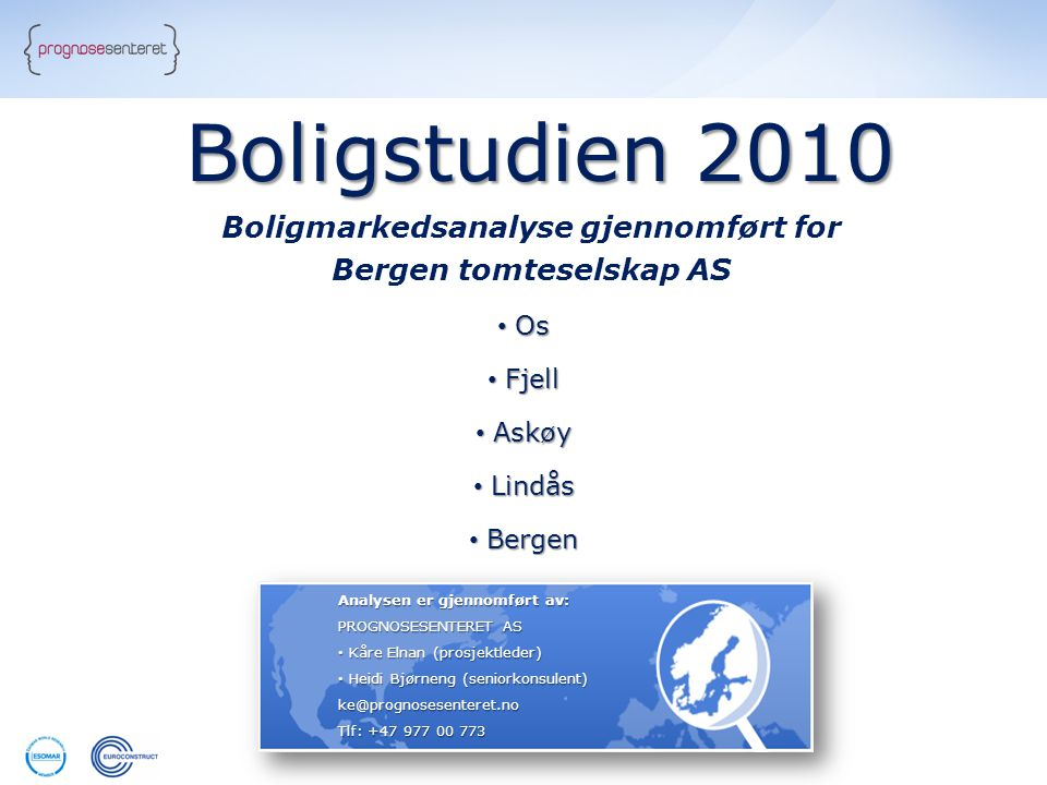 Os Fjell Askøy Lindås Bergen