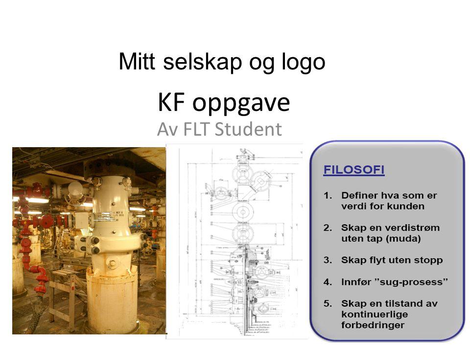 Mitt selskap og logo KF oppgave Av FLT Student
