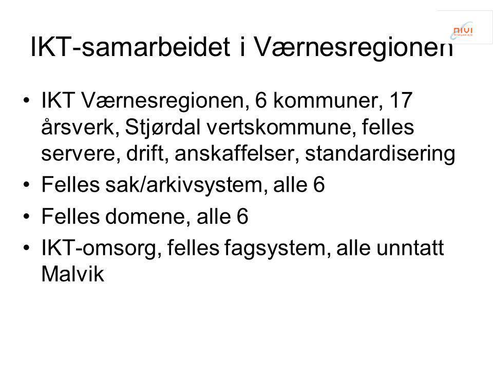 IKT-samarbeidet i Værnesregionen