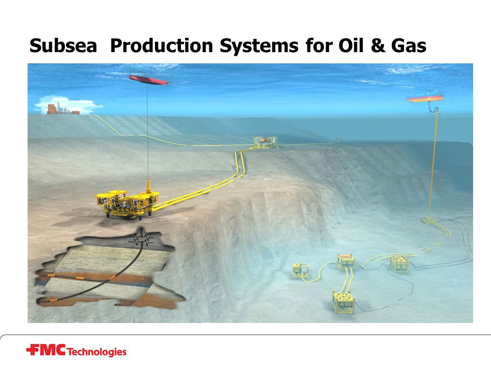 Subsea Production Systems for Oil & Gas