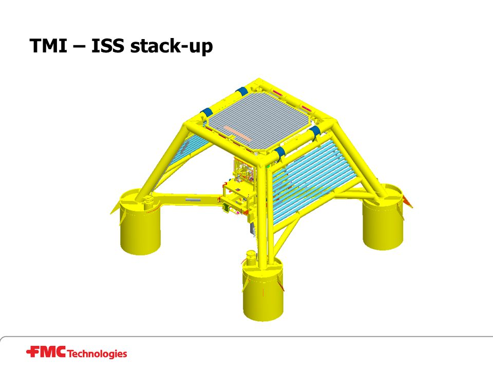 TMI – ISS stack-up