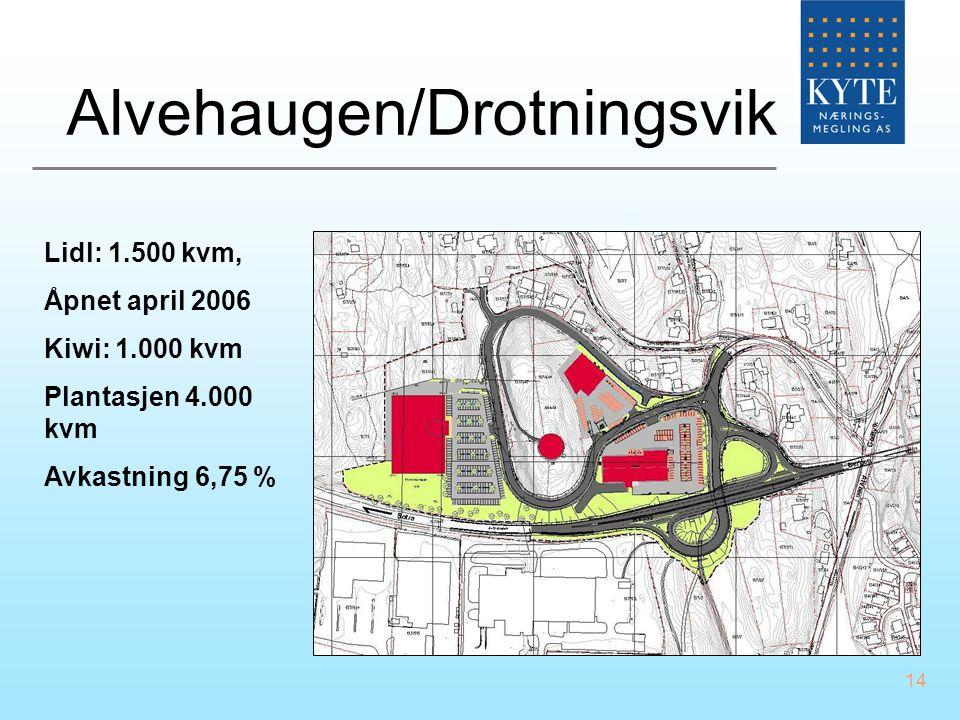 Alvehaugen/Drotningsvik